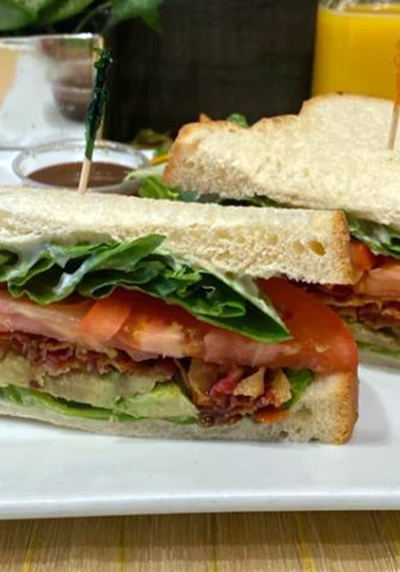 California BLT